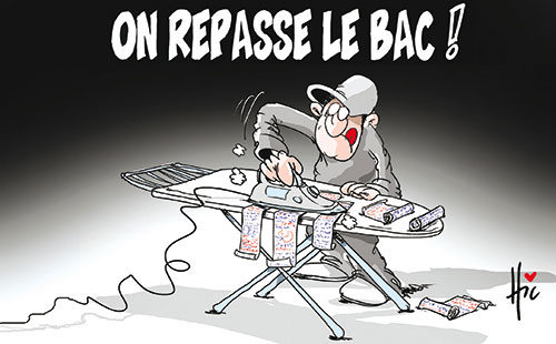 On repasse le bac