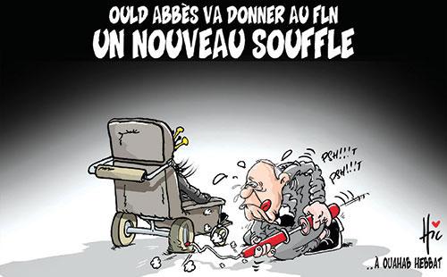 Ould Abbès va donner au fln un nouveau souffle