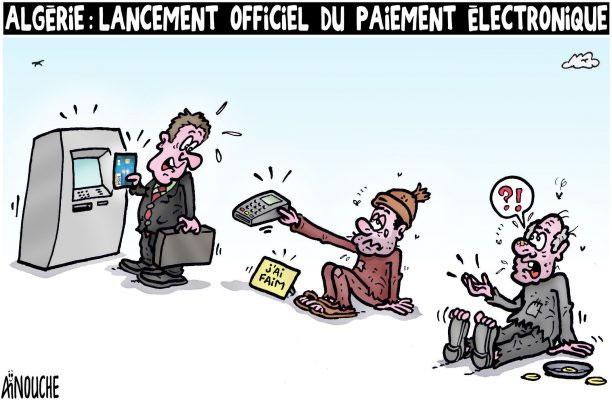 Algérie: Lancement officiel du paiement électronique