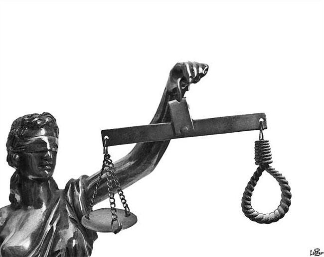 Dissertation pour et contre la peine de mort