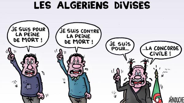 Peine de mort: Les Algériens divisés