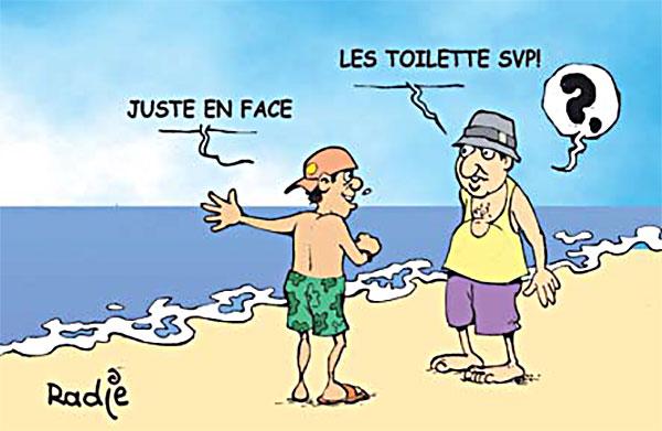 Plages algériennes
