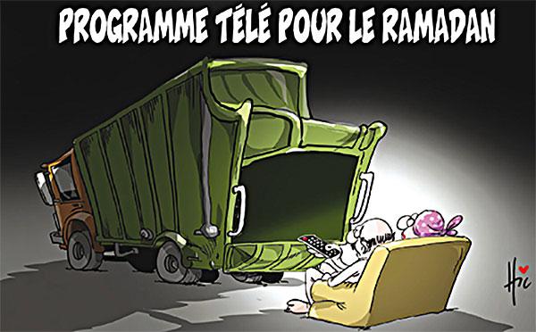 Programme télé pour le ramadan