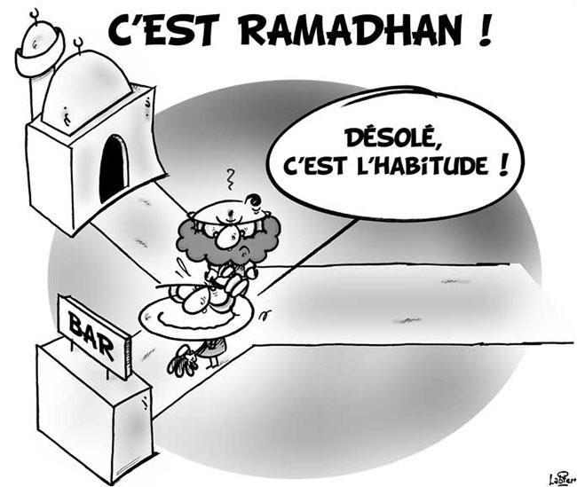 C'est ramadhan