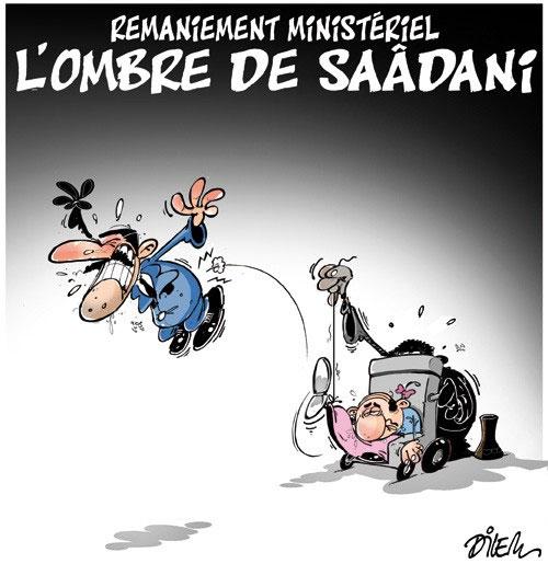Remaniement ministeriel: L'ombre de Saâdani