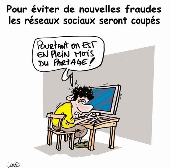 Pour éviter de nouvelles fraudes
