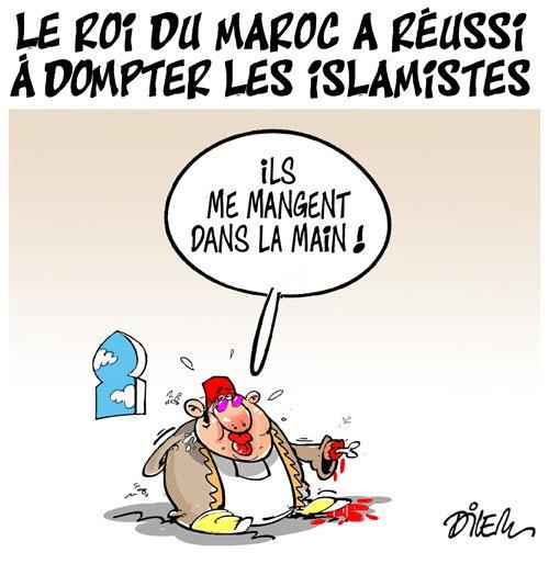 Le roi du Maroc a réussi à dompter les islamistes