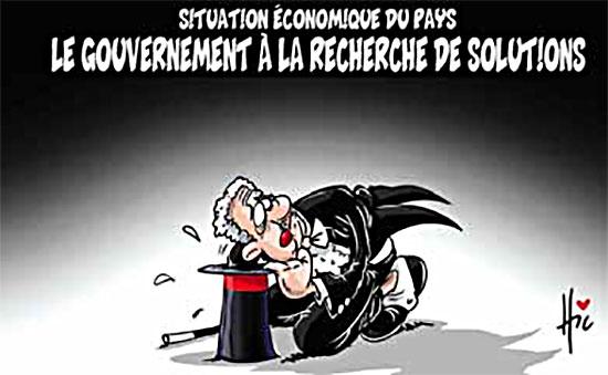 Situation économique du pays: Le gouvernement à la recherche de solutions