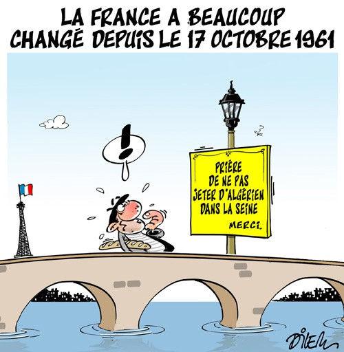 La France a beaucoup changé depuis le 17 octobre 1961