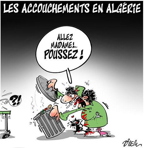 Les accouchements en Algérie