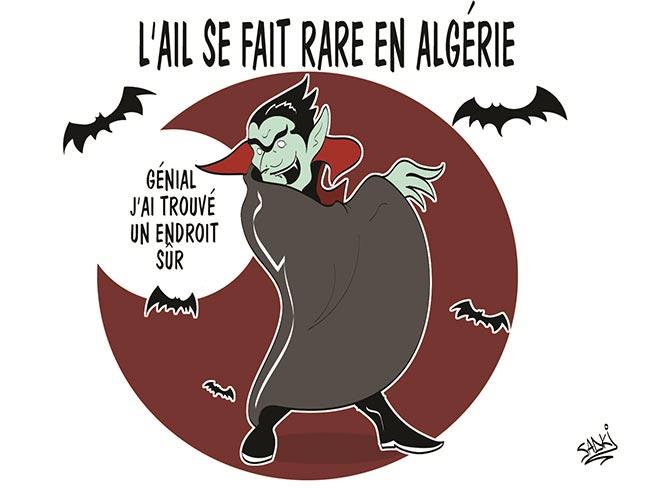 L'ail se fait rare en Algérie