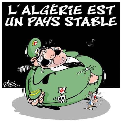 L'Algérie est un pays stable