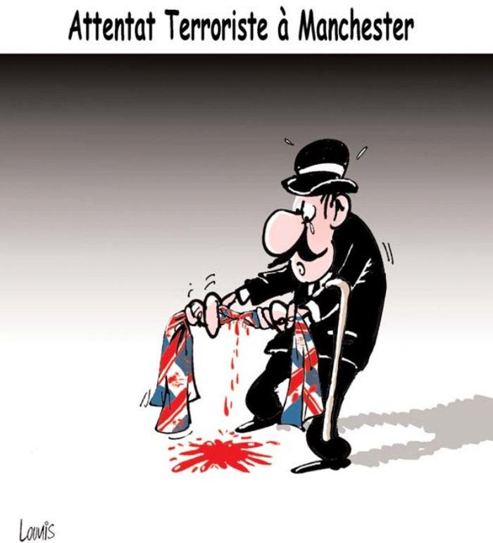 Attentat terroriste à Manchester