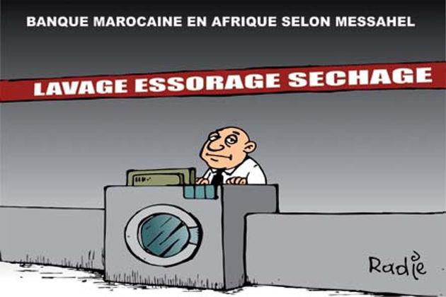 Banque marocaine en Afrique selon Messahel