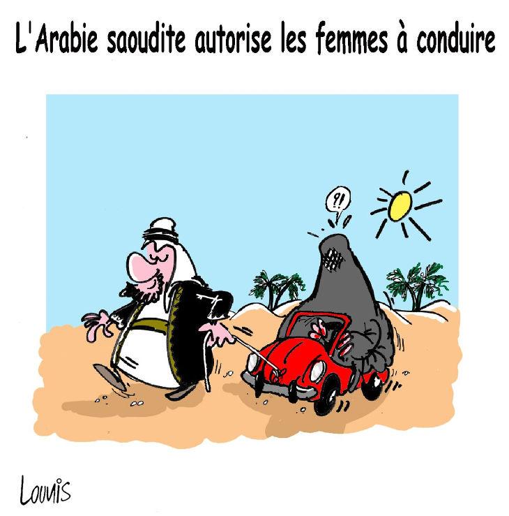L'Arabie Saoudite autorise les femmes à conduire