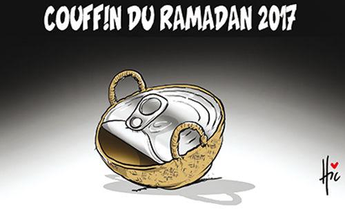 Couffin du ramadan 2017