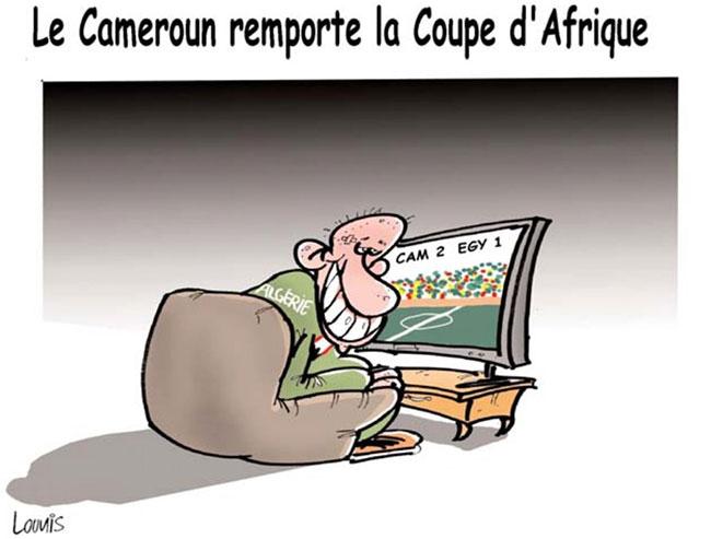 Le Cameroun remporte la coupe d'Afrique
