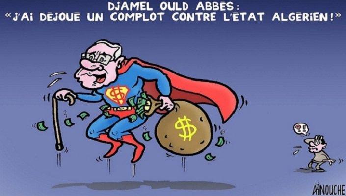 Djamel Ould Abbès: «J'ai déjoué un complot contre l'état algérien»