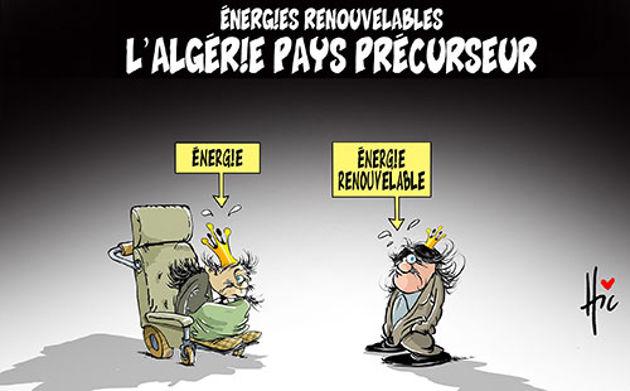 Energie renouvelable: L'Algérie pays précurseur