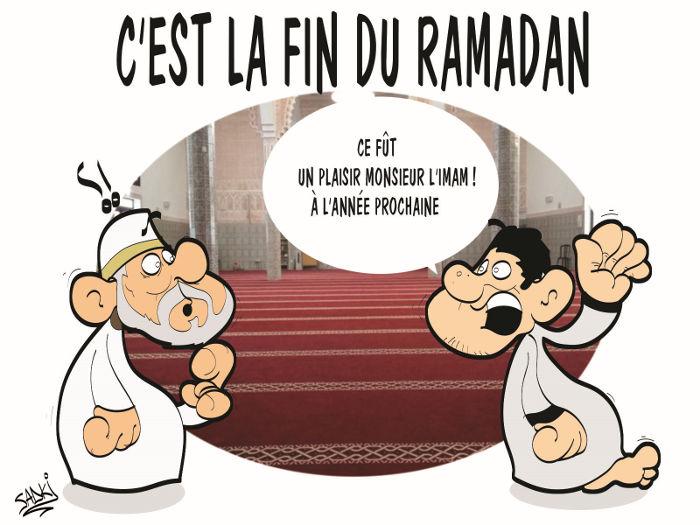 C'est la fin du ramadan