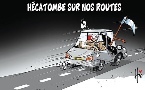 Hécatombe sur nos routes