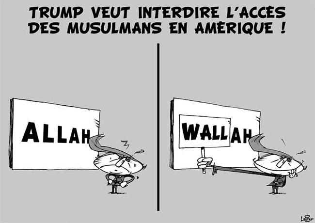 Trump veut interdire l'accès des musulmans en Amérique