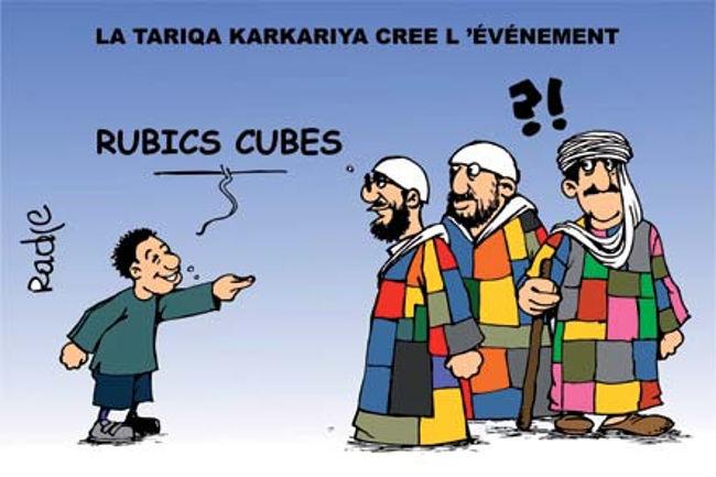 La tariqa karkariya crée l'évènement