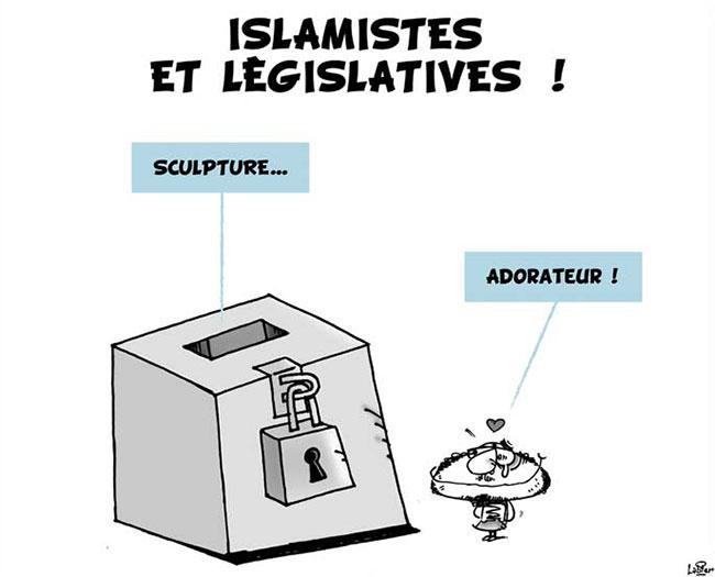 Islamistes et législatives