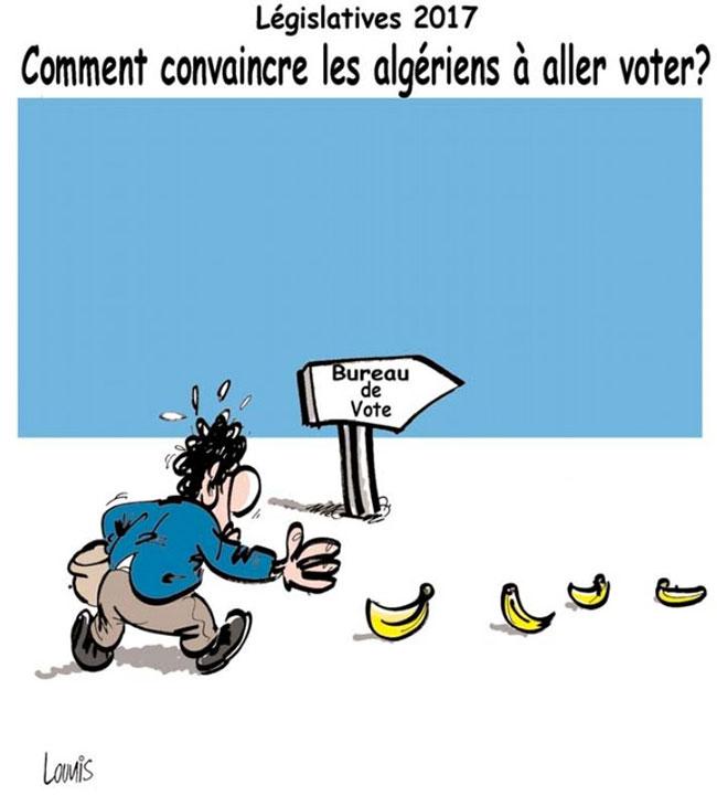 Législatives 2017: Comment convaincre les algériens à aller voter ?