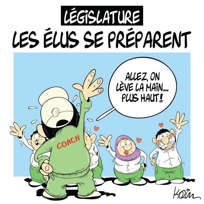 Législature: Les élus se préparent