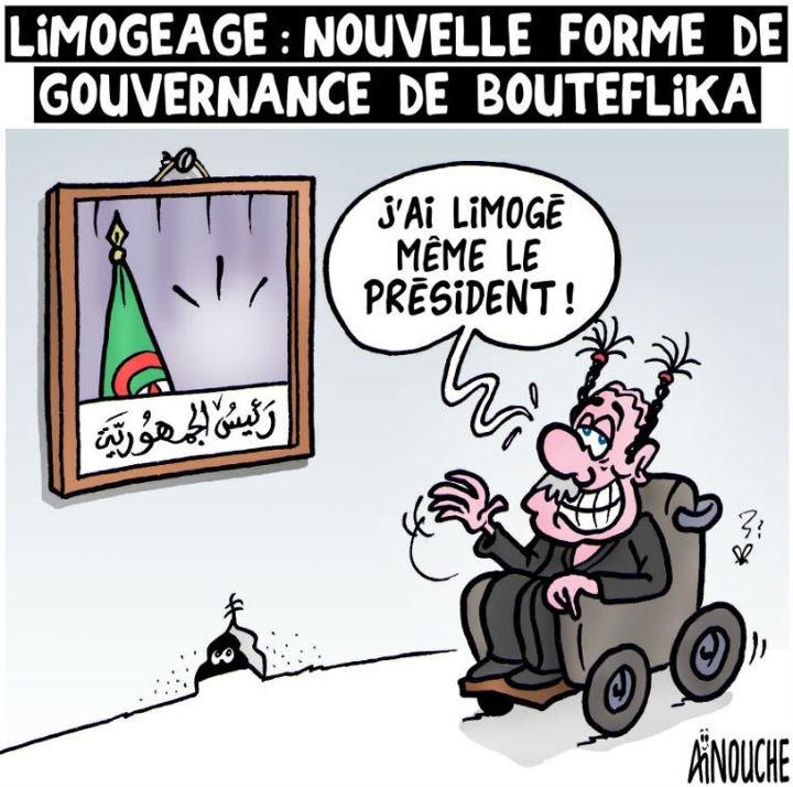 Limogeage: Nouvelle forme de gouvernance de Bouteflika