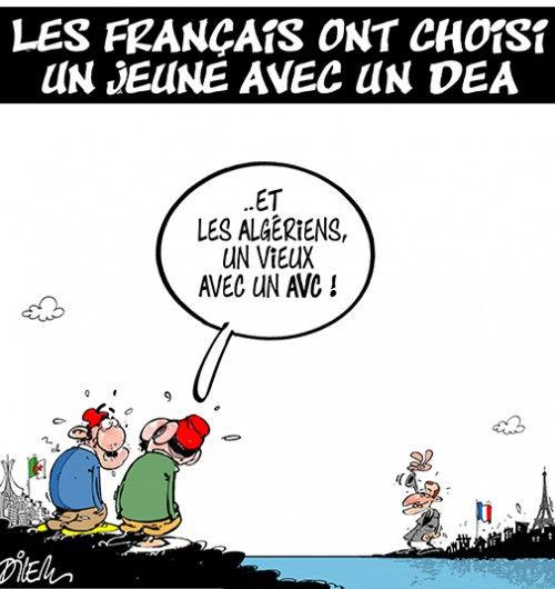 Les Français ont choisi un jeune avec un DEA