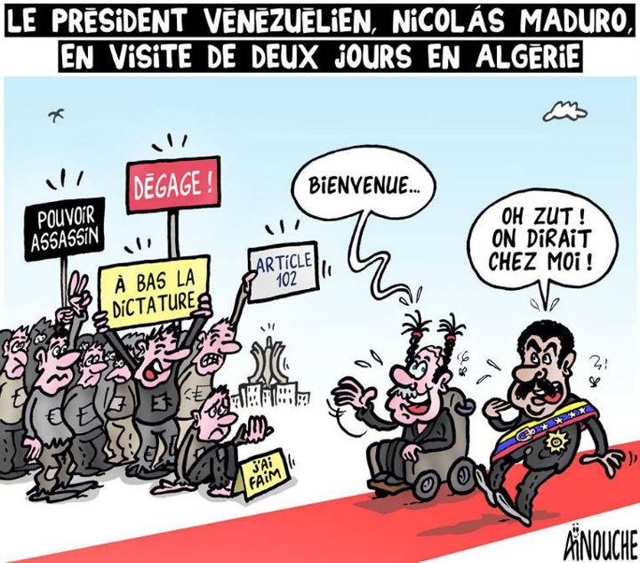 Le président vénézuélien