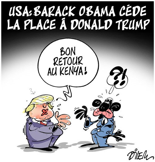 USA: Barack Obama céde la place à Donald Trump