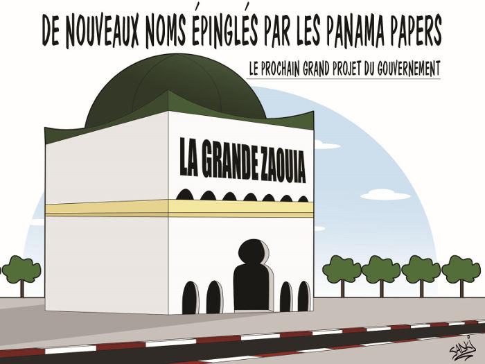De nouveaux nom épinglés par les Panama papers
