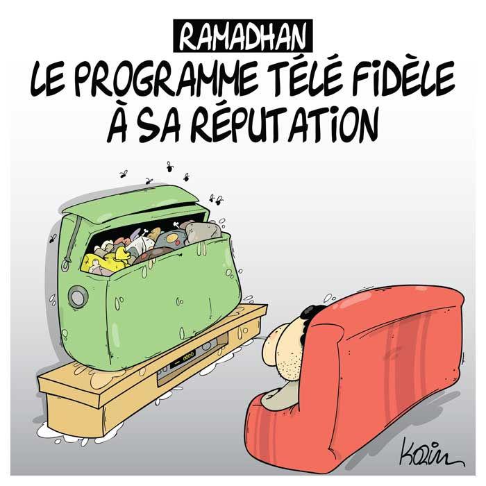 Ramadhan: Le programme télé fidèle à sa réputation