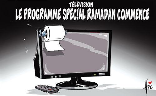 Télévision: Le programme spécial ramadan commence