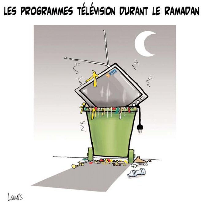 Les programmes télé durant le ramadan