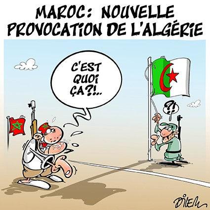 Maroc: Nouvelle provocation de l'Algérie