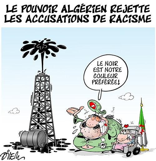 Le pouvoir algérien rejette les accusations de racisme