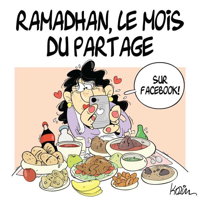 Ramadhan, le mois du partage