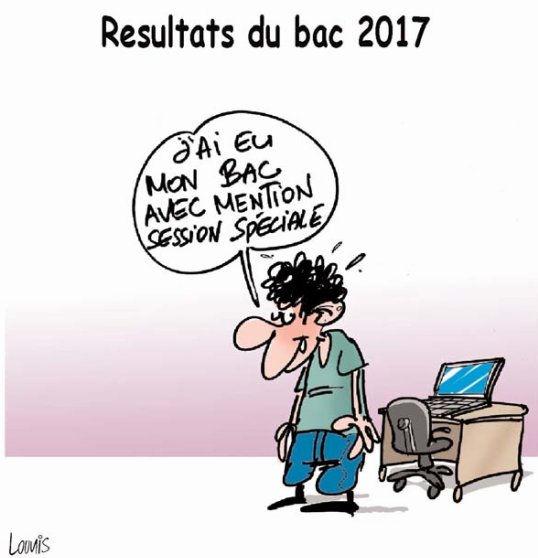 Résultats du bac 2017