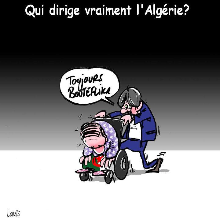 Qui dirige l'Algérie ?