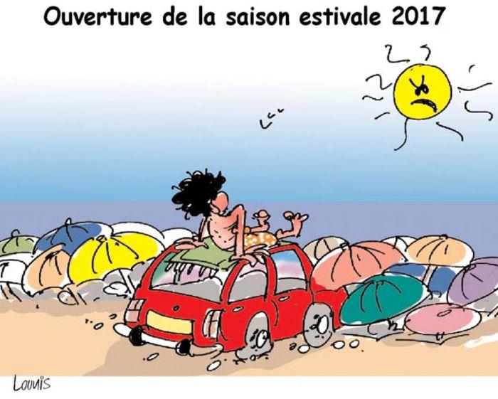Ouverture de la saison estivale 2017