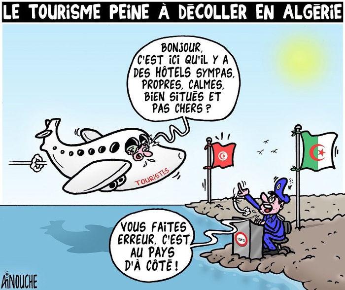 Le tourisme peine à décoller en Algérie
