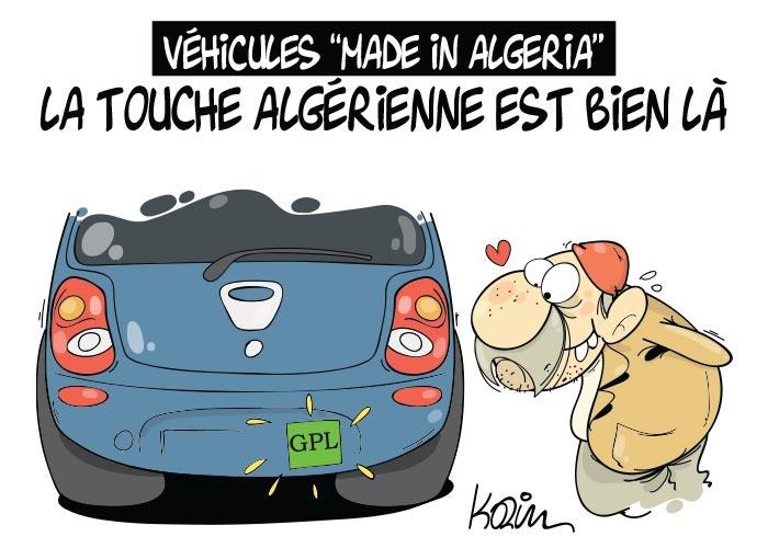 """Véhicules """"Made in Algeria"""": La touche algérienne est bien là"""