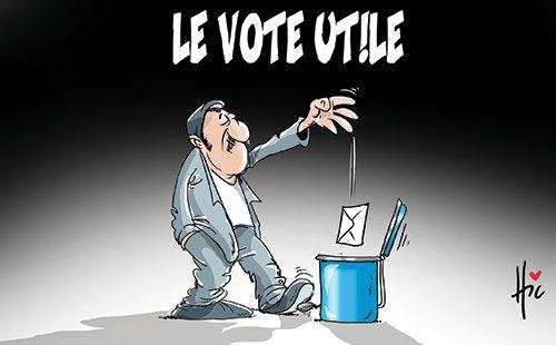 Le vote utile