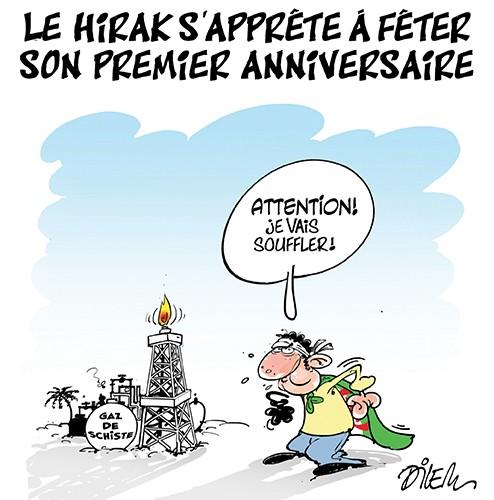 Le hirak s'apprête à fêter son premier anniversaire - Dilem - Liberté - Gagdz.com